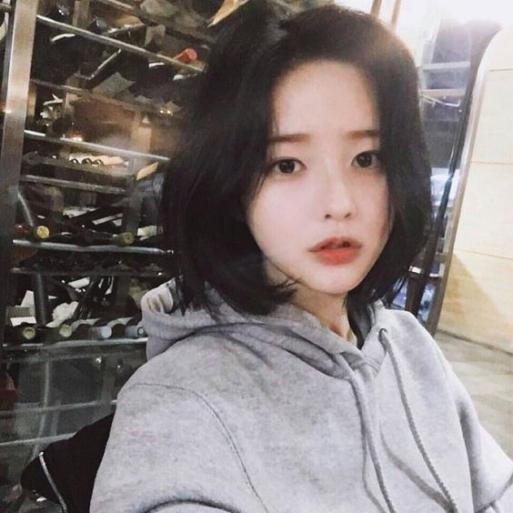 BST 19 kiểu tóc ngắn nữ uốn cụp đuôi Hàn Quốc đẹp nhất hè 2021