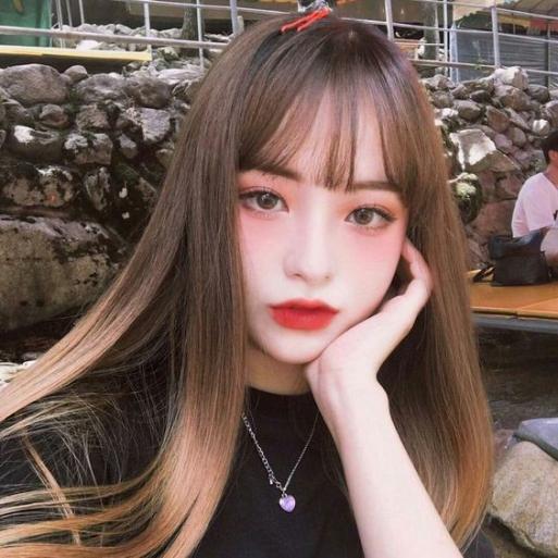 BST 20 kiểu tóc dài mái thưa Hàn Quốc đẹp bạn nữ phải biết hè 2021