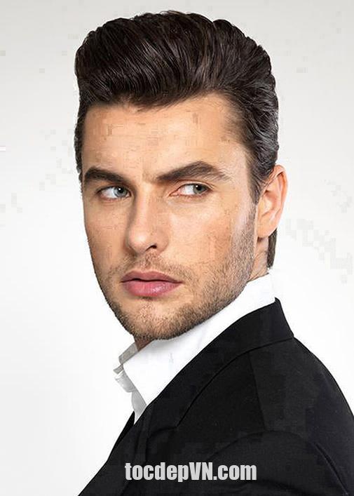 Top 35 kiểu tóc nam đẹp cho khuôn Mặt Tròn 2021 nhất định phải biết