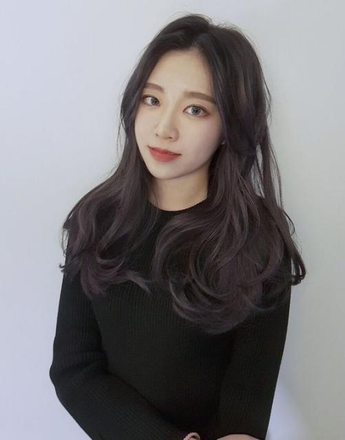 BST 30 kiểu tóc uốn đuôi Hàn Quốc đẹp yêu thích nhất hè 2021