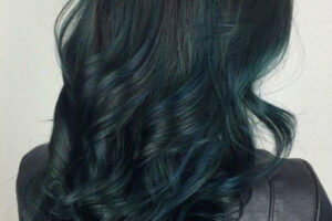 BST 35 màu tóc nhuộm xanh rêu đẹp hot nhất hè 2021
