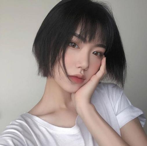 BST 7 kiểu mái nữ cho tóc ngắn đẹp nhất hè 2021