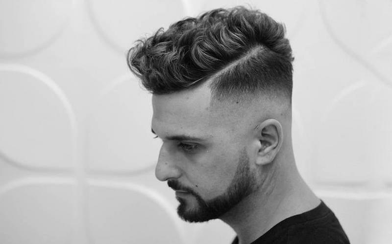Các kiểu tóc nam uốn xoăn xù đẹp hè 2021 bạn nên thử