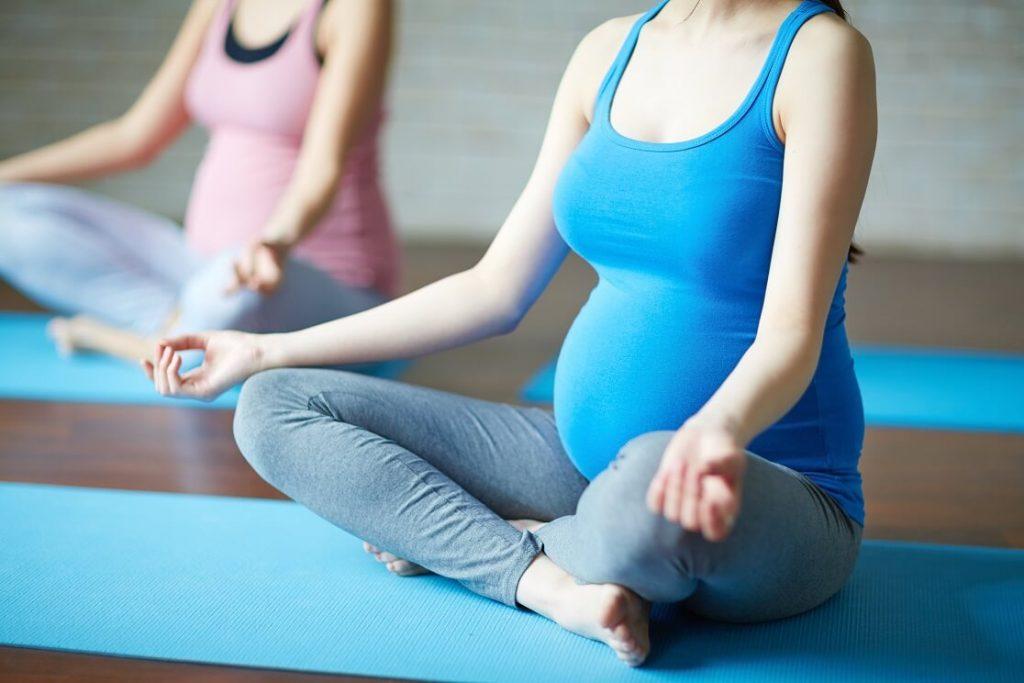 Các nguyên tắc tập luyện an toàn cho mẹ bầu trong thai kỳ