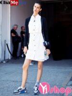 Cách mix áo khoác cardigan nữ đẹp hợp thời trang thu đông 2021 – 2022