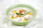 Cách nấu cháo trứng thịt bò bằm cho trẻ suy dinh dưỡng ăn dặm