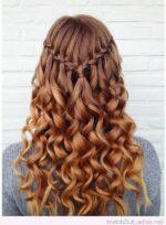 Cách tết tóc thác nước đẹp thực hiện đơn giản bạn gái dạo phố hè 2021