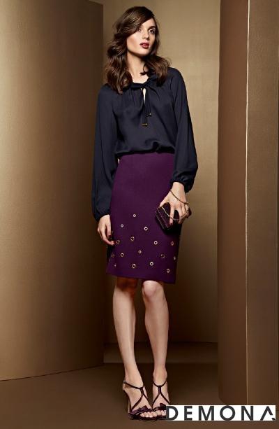 Chân váy đẹp màu tím cho bạn gái dạo phố hè 2021 - 2022 đầy lãng mạn phần 8