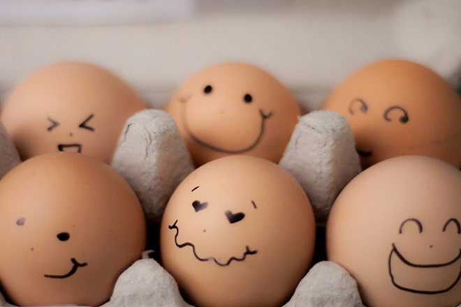Chất lượng trứng