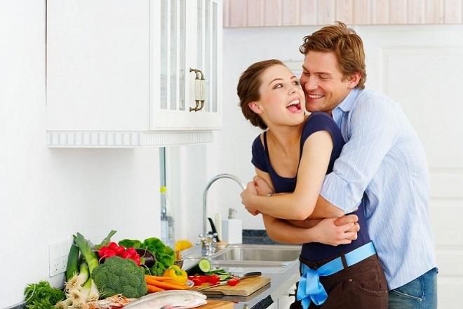 Chế độ dinh dưỡng của hai vợ chồng