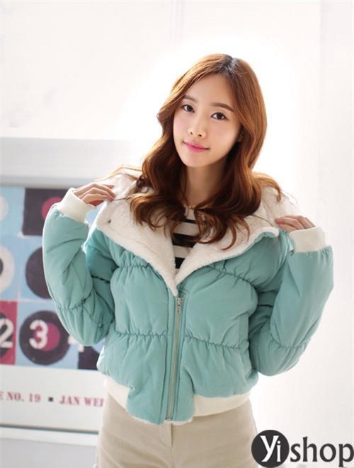 Chọn áo khoác phao nữ hàn quốc đẹp hợp mốt mùa đông 2021 - 2022 phần 3