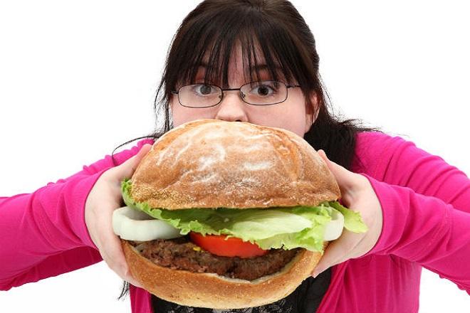 chứng thèm ăn có thể do dấu hiệu mang thai giả