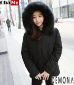 Cuối tuần diện áo khoác phao nữ sài gòn tphcm lông vũ đẹp ấm áp dạo phố đông 2021 – 2022