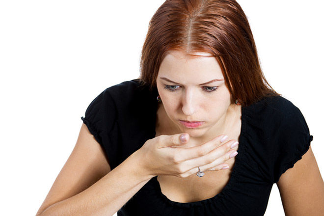 dấu hiệu mang thai 1 tháng khi buồn nôn