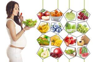 Dinh dưỡng khi mang thai tháng cuối mẹ bầu cần chú ý điều gì?