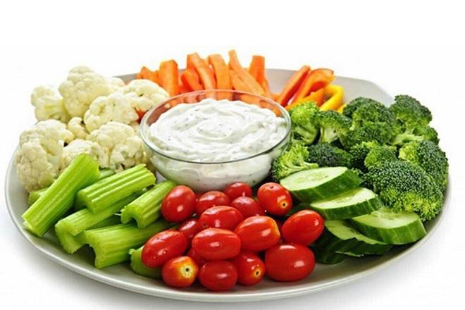 dinh dưỡng khi mang thai tuần 28