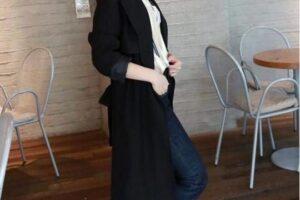 Đón đầu xu hướng với áo khoác dạ nữ sài gòn tphcm dáng xòe đẹp thu đông 2021 – 2022