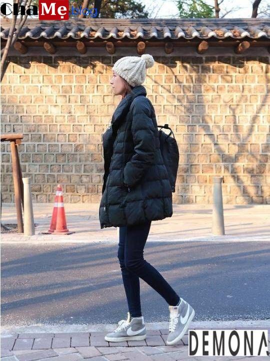 Đón gió lạnh với áo khoác phao nữ sài gòn tphcm siêu nhẹ đẹp hợp xu hướng đông 2021 - 2022