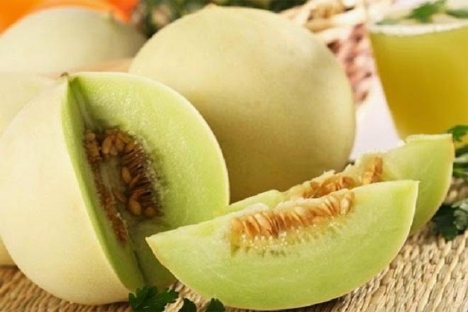 Dưa lê là một trong những loại trái cây giàu dinh dưỡng