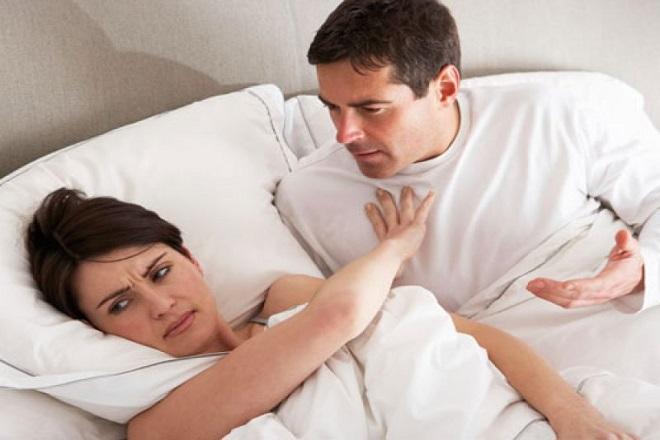 Kiêng quan hệ sinh hoạt vợ chồng