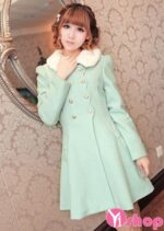 Kiểu áo khoác dạ nữ đẹp thiết kế tinh tế hợp thời trang thu đông 2021 – 2022