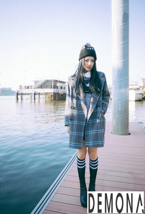 Kiểu áo khoác dạ nữ màu trung tính đẹp sành điệu đông 2019 – 2021 phần 2