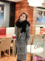 Kiểu áo khoác nữ công sở đẹp ấm áp ngày lạnh thu đông 2021 – 2022