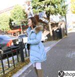 Kiểu áo khoác phao nữ dáng dài đẹp ấm áp không lạnh nhất thu đông 2021 – 2022