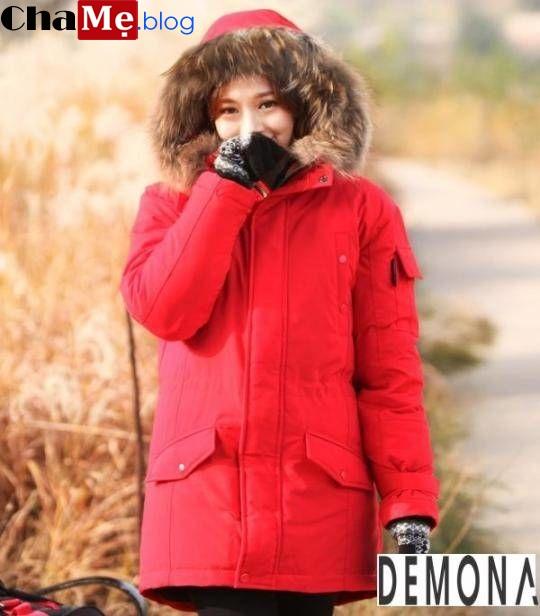 Loạt áo khoác phao nữ sài gòn tphcm có mũ đẹp kiểu hàn quốc hot nhất đông 2021 - 2022
