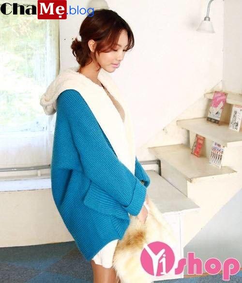 Mách bạn gái chọn áo khoác nữ hàn quốc kiểu dáng đẹp cuốn hút đông 2021 - 2022