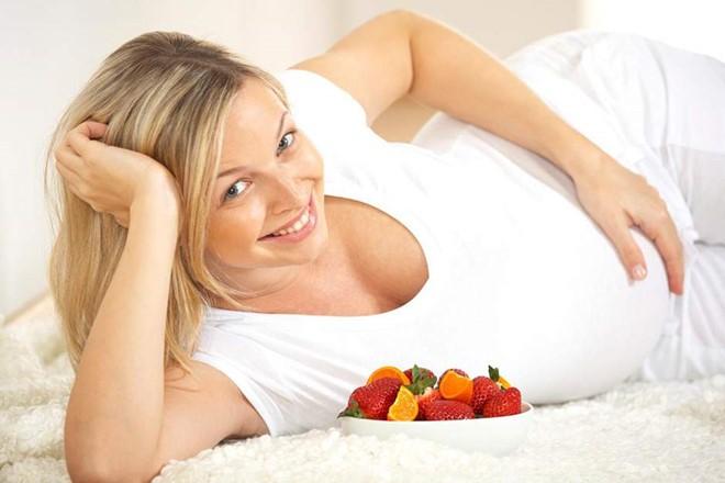 Mẹ bầu không những cần được ăn đủ chất mà còn cần được ăn ngon miệng