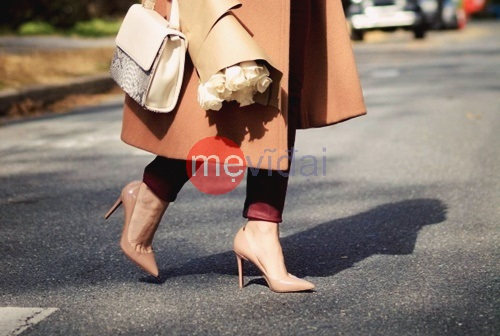 Mẹo thời trang cho nàng nấm lùn kéo dài chiều cao trông thấy