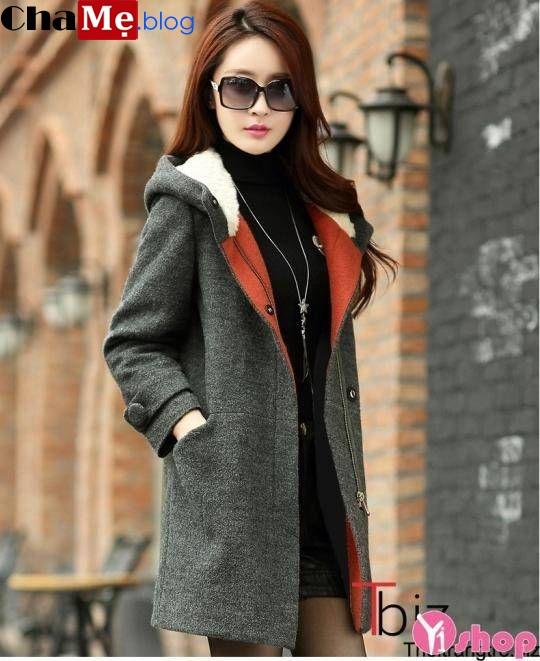 Mốt áo khoác dạ nữ sài gòn tphcm công sở đẹp cực ấm thu đông 2021 - 2022 đang rất thịnh hành