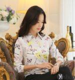 Những kiểu áo sơ mi nữ công sở đẹp nổi bật nhất hè 2021 – 2022 không thể bỏ qua