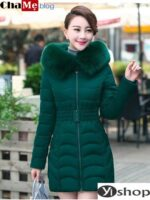 Muôn kiểu áo khoác phao nữ sài gòn tphcm dáng dài đẹp cho nàng thanh mảnh đông 2021 – 2022
