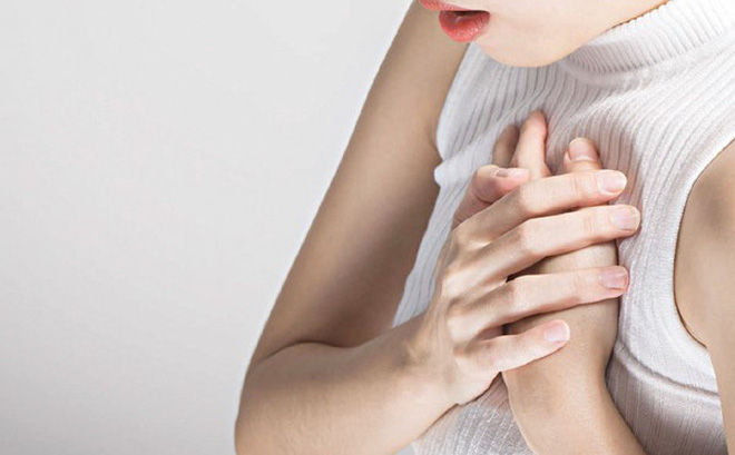 Nguyên nhân gây đau ngực khi mang thai mà mẹ bầu không nên bỏ qua