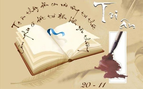 Những câu ca dao tục ngữ về thầy cô giáo 20/11 hay ý nghĩa nhất chia sẻ nhiều trên zalo, fb