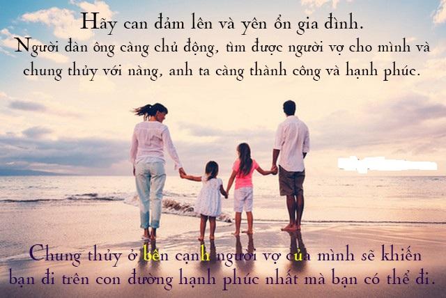 Những câu nói stt hay về cuộc sống vợ chồng trong gia đình sâu sắc nhất