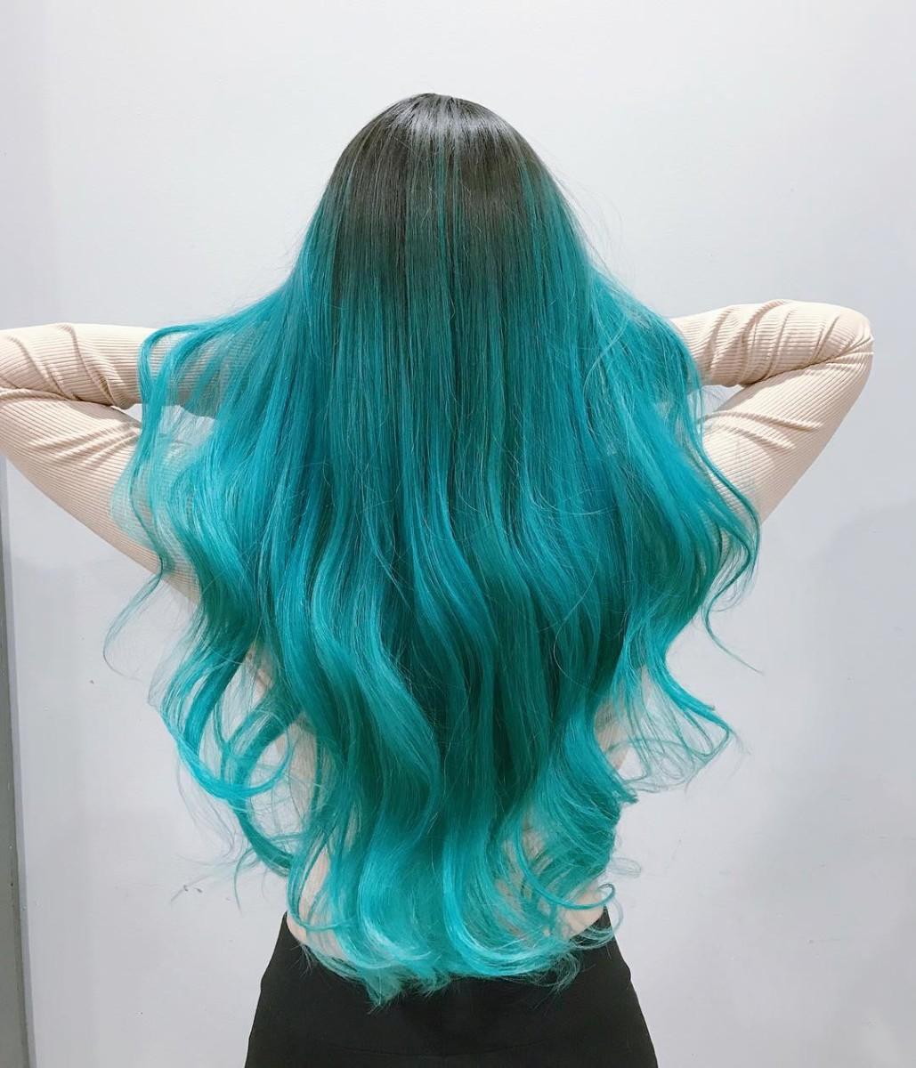 Những điều cần biết khi nhuộm tóc ombre không nên bỏ qua