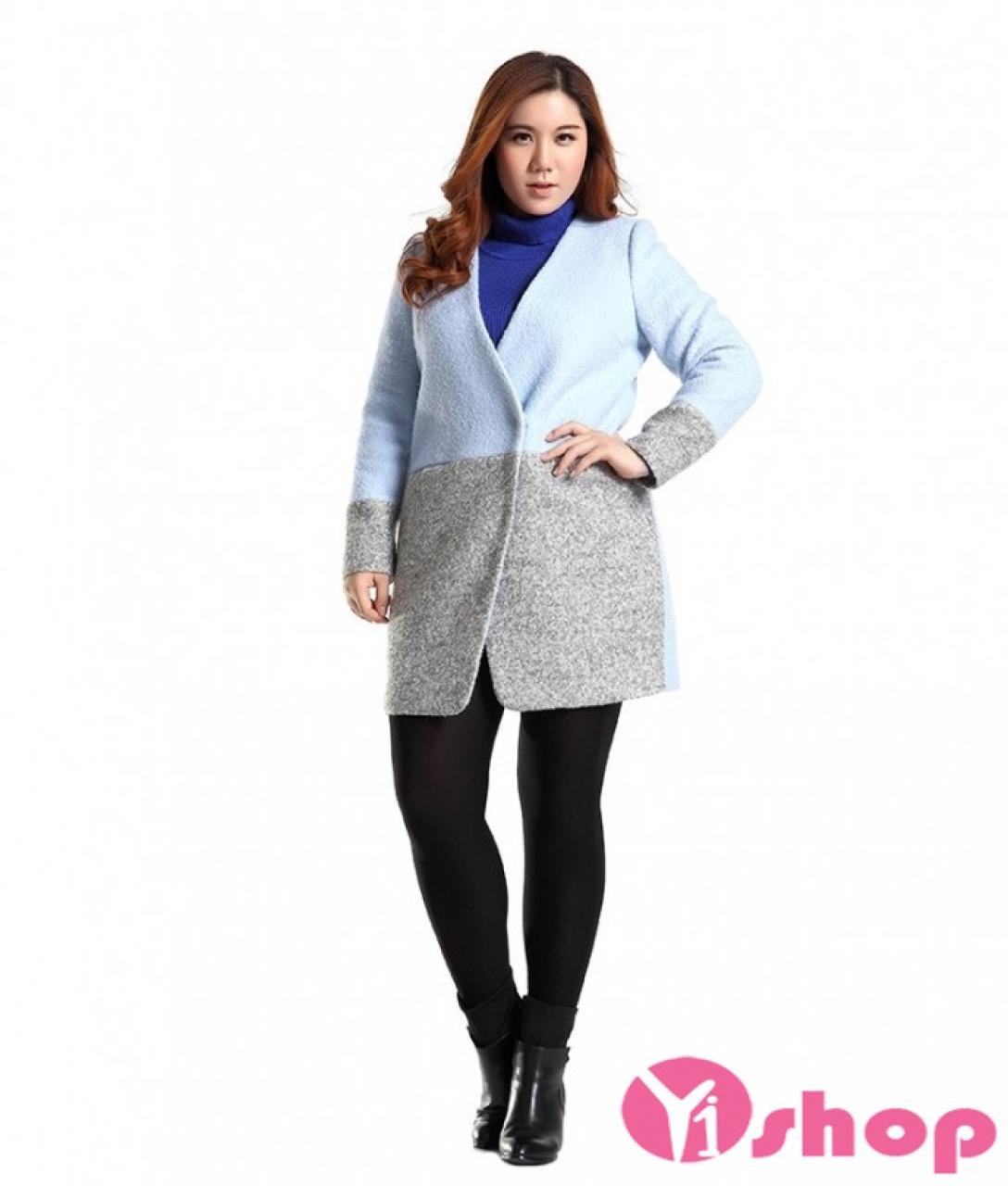 Những kiểu áo khoác nữ công sở đẹp cho nàng mập mạp tự tin thu đông 2019