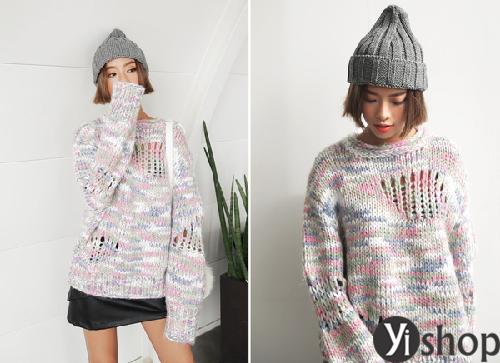 Những kiểu áo len nữ đẹp được biến tấu hot nhất trong mùa lạnh năm nay