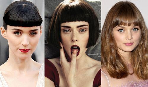 Những kiểu mái ngố trên lông mày cực đẹp nên thử ít nhất 1 lần trong đời