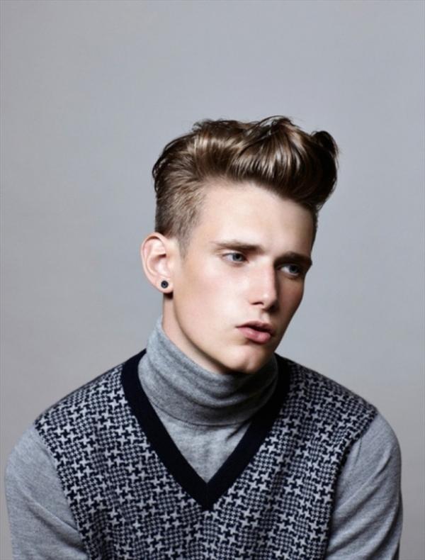 Top 17 kiểu tóc nam cạo 2 bên đẹp yêu thích hè 2021 nên thử