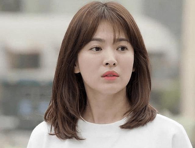 Những kiểu tóc ngắn phù hợp với mọi khuôn mặt đẹp 2021 sao Hàn Quốc