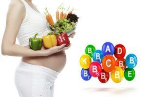 Những lý do cần bổ sung vitamin cho mẹ trong thời gian mang thai