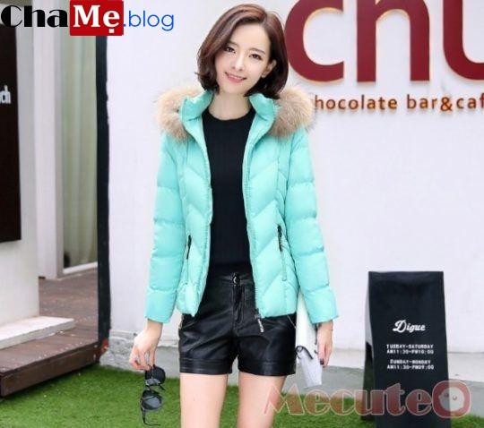 Những mẫu áo khoác nữ đẹp Hàn Quốc hút hồn phái đẹp mùa thu đông 2021 - 2022