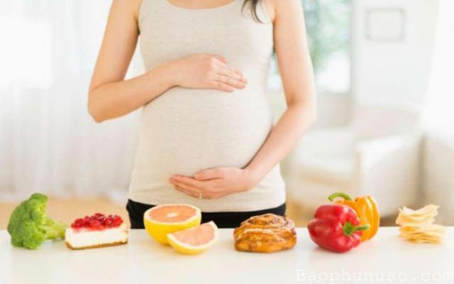Phụ nữ mang thai cần bổ sung những loại Vitamin gì?