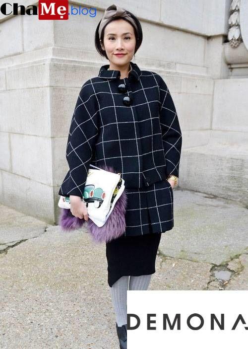 Sắm ngay áo khoác dạ nữ sài gòn tphcm dáng suông đẹp ủ ấm cơ thể ngày đông 2021 - 2022