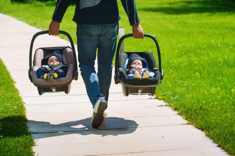 10 lời khuyên các cặp vợ chồng muốn sinh đôi có thể tham khảo