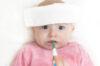 Bé sơ sinh sốt cao và những điều mẹ cần phòng tránh khi chăm sóc cho con
